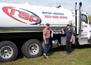 TSP Septic Truck
